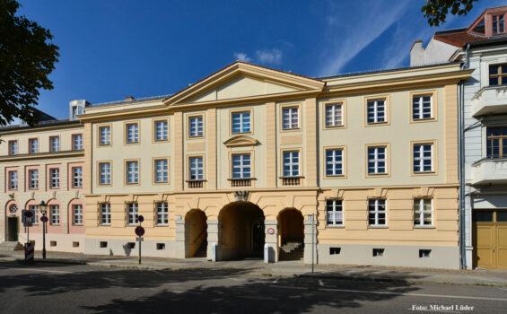 Denkmalgeschütze Sanierung, Wohnhaus, Yorckstraße 10 u. 11, Potsdam