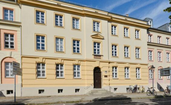 Denkmalgeschütze Sanierung, Wohnhaus, Yorckstraße 14, Potsdam