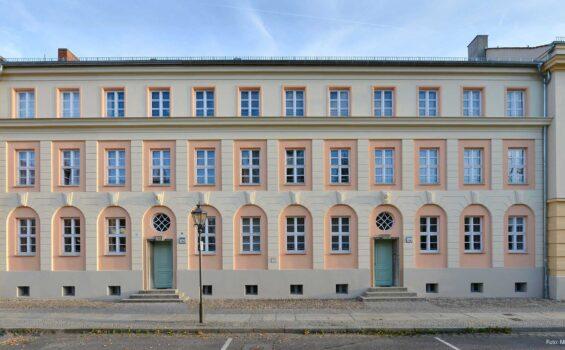 Denkmalgeschütze Sanierung, Wohnhaus, Yorckstraße 15 u. 16, Potsdam