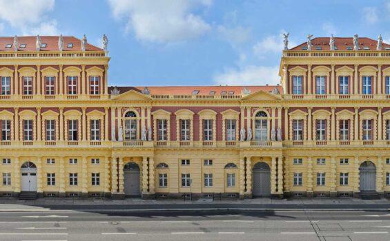 Denkmalgeschützte Sanierung, Wohnhaus, Hiller- Brandtsche Häuser, Potsdam