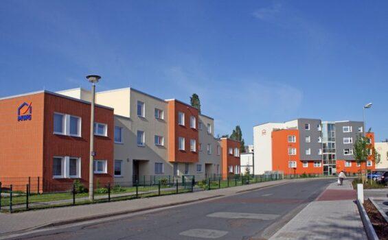 Neubau, Wohnhaus, Crucigerstraße, Magdeburg