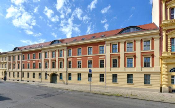 Denkmalgeschützte Sanierung, Wohnhaus, Palais de Gontard, Potsdam
